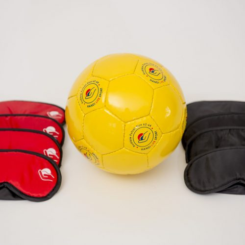 Blind-football-start-up-kit