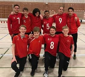 Danish Goalball Team